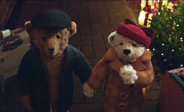 Heathrow Bears Best Christmas Ads of 2018