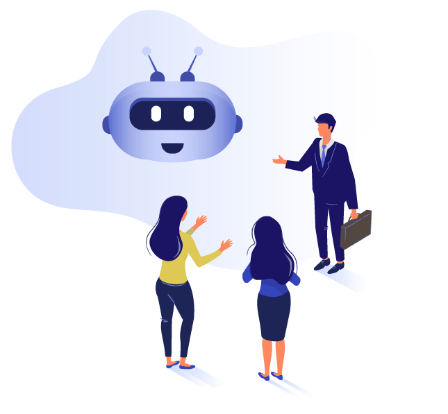 Talk with us about chatbots