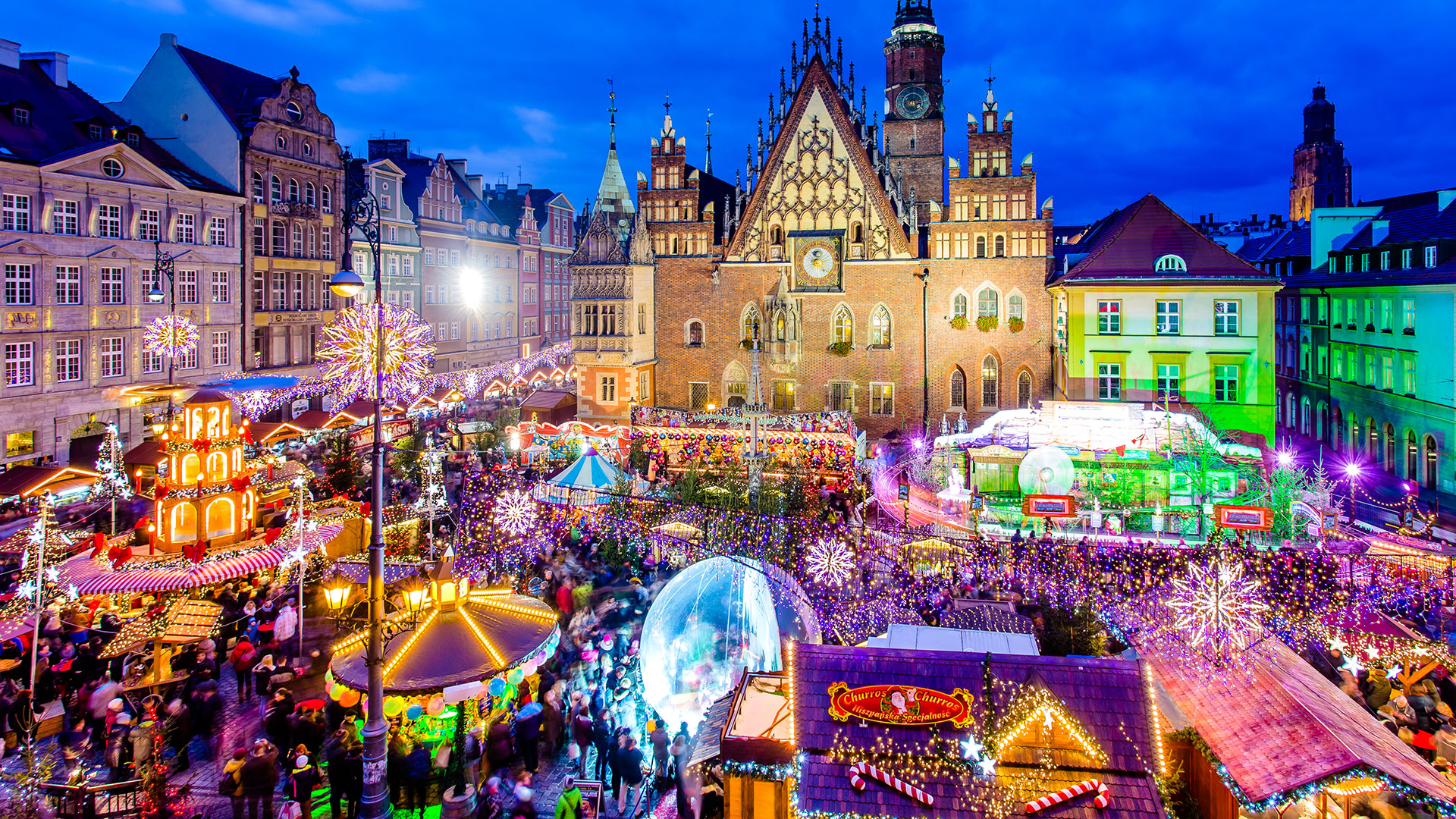 Wroclaw Christmas Market Best Christmas Ads of the 2018