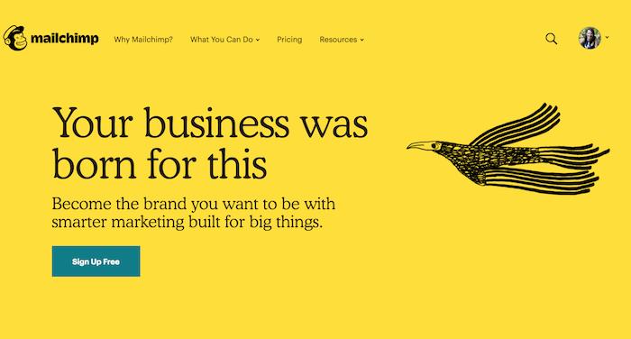 mailchimp rebranding new logo