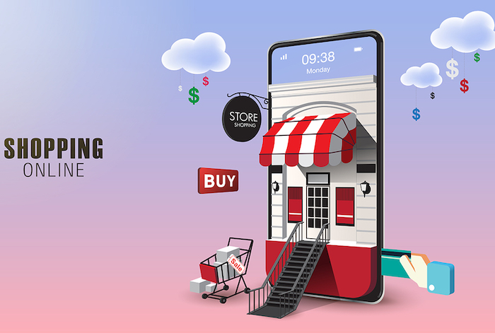 launch online store