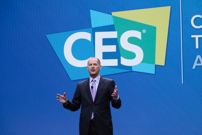 Gary Shapiro opening CES 2020