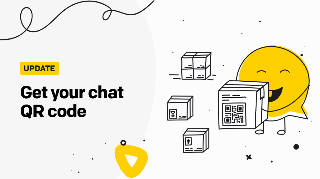 Get your chat QR code